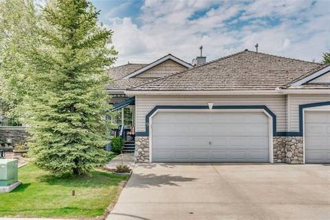 Townhouse for sale at 9 Chaparral Villa(s) Southeast Calgary Alberta - MLS: C4248018