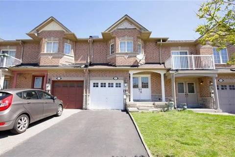 Townhouse for sale at 9 Checkerberry Cres Brampton Ontario - MLS: W4695299