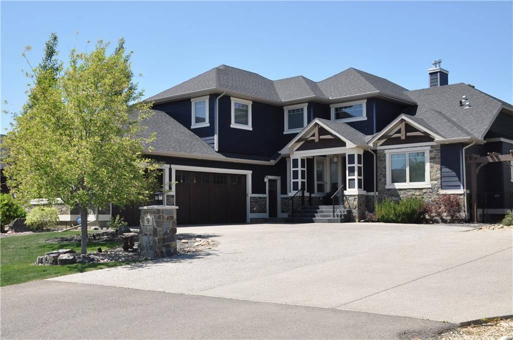 House for sale at 9 Cimarron Estates Li Cimarron Estates, Okotoks Alberta - MLS: C4167001