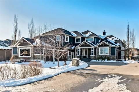House for sale at 9 Cimarron Estates Li Okotoks Alberta - MLS: C4290410