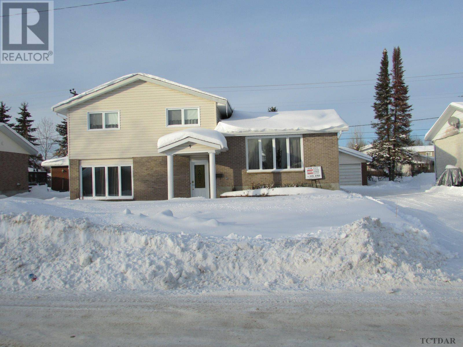House for sale at 9 Clark St Kapuskasing Ontario - MLS: TM200522