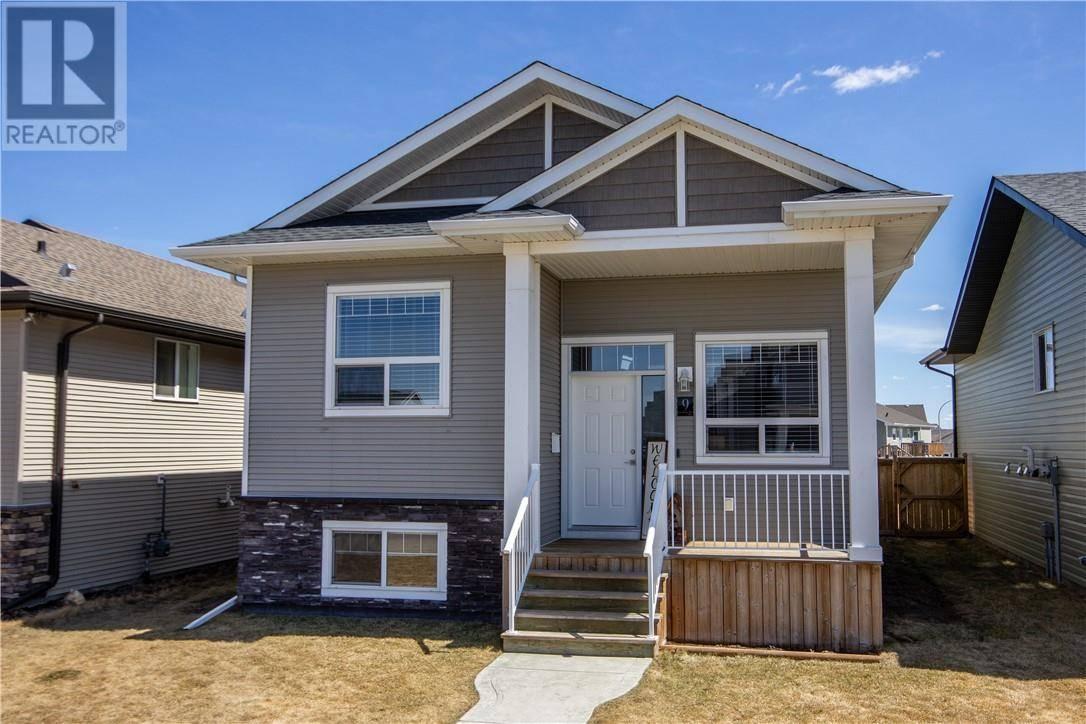 House for sale at 9 Coachman Wy Blackfalds Alberta - MLS: ca0191465