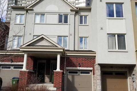 Townhouse for sale at 9 Coneflower Cres Toronto Ontario - MLS: C4745806