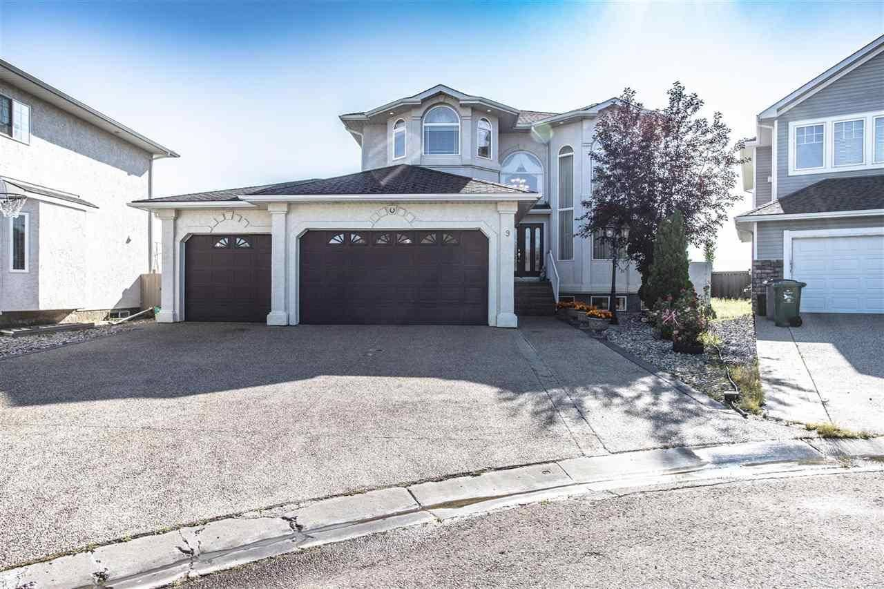 House for sale at 9 Country Club Pl Beaumont Alberta - MLS: E4168989