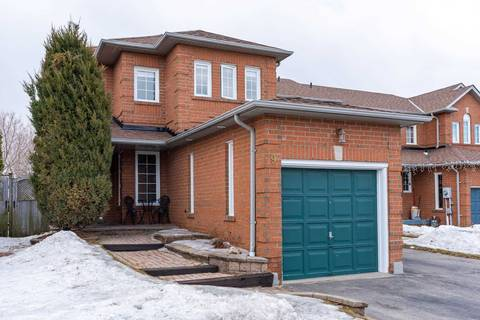 Townhouse for sale at 9 Creekwood Cres Whitby Ontario - MLS: E4387102