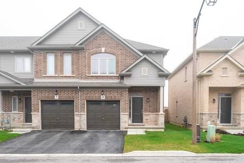 Townhouse for sale at 9 Destiny Ln Hamilton Ontario - MLS: X4539743