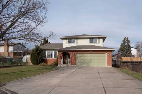 House for sale at 9 Dobbie Rd Niagara Falls Ontario - MLS: X4669606