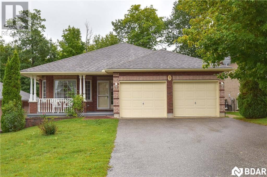 House for sale at 9 Dube Dr Penetanguishene Ontario - MLS: 30763004