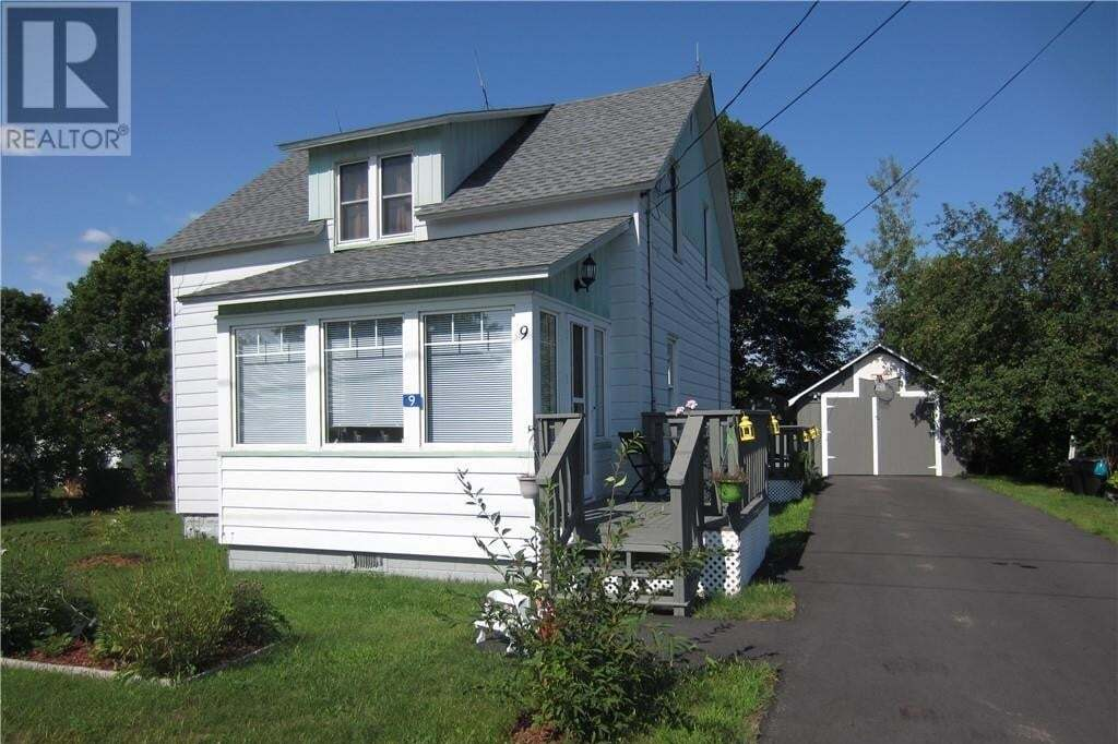 House for sale at 9 Dufferin Rd Chipman New Brunswick - MLS: NB045305