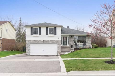 House for sale at 9 Eden Pl Halton Hills Ontario - MLS: W4437048