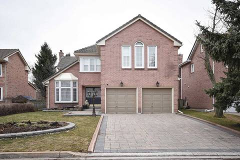 House for sale at 9 Ellingwood Ct Markham Ontario - MLS: N4726845