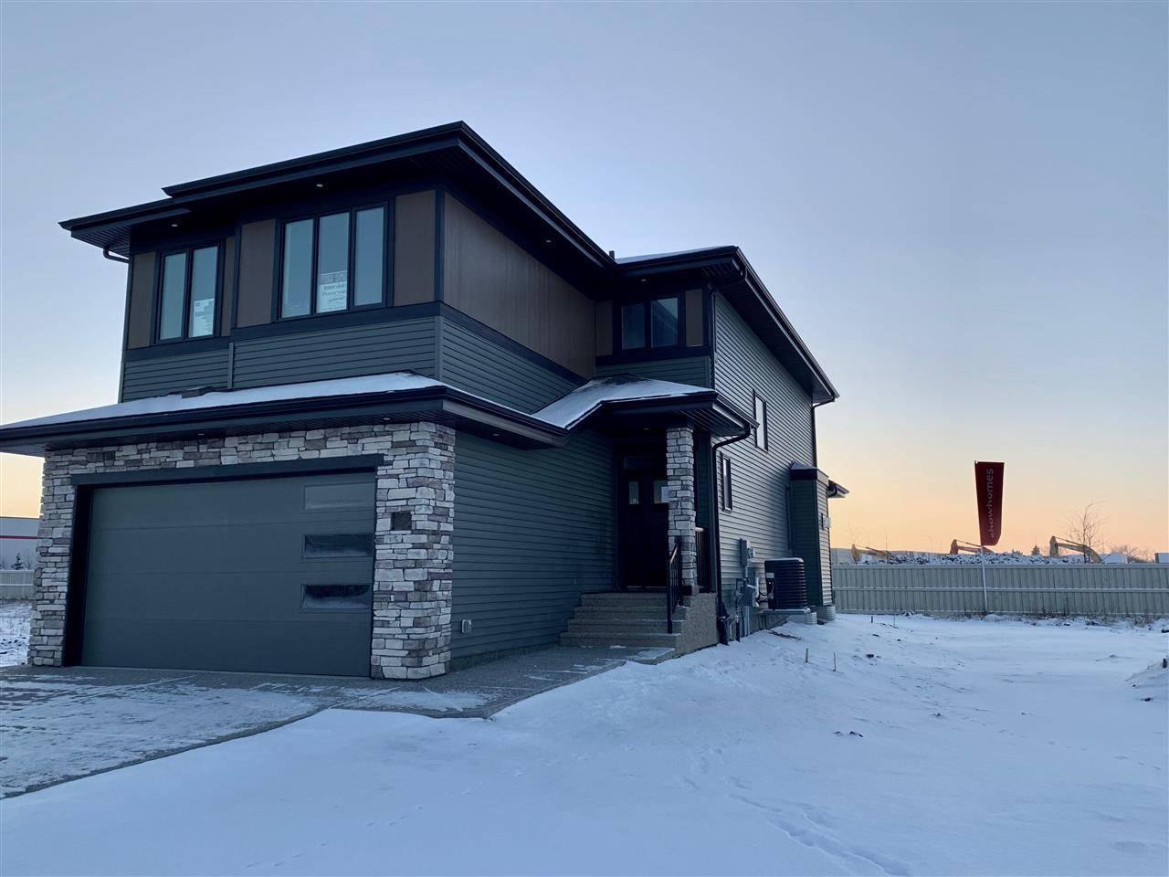 House for sale at 9 Encore Cres St. Albert Alberta - MLS: E4174600