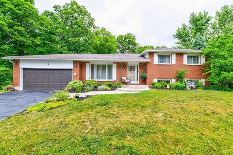 House for sale at 9 Erin Heights Dr Erin Ontario - MLS: X4518093
