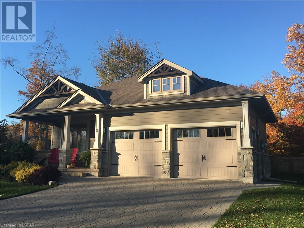 Removed: 9 Erin Place, Grand Bend, ON - Removed on 2019-11-30 05:03:06