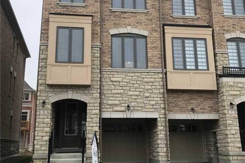 Townhouse for sale at 9 Farooq Blvd Vaughan Ontario - MLS: N4545266