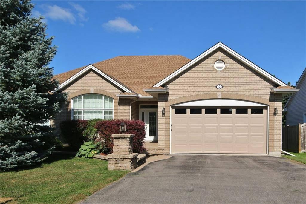 House for sale at 9 Feldspar Cres Stittsville Ontario - MLS: 1166724