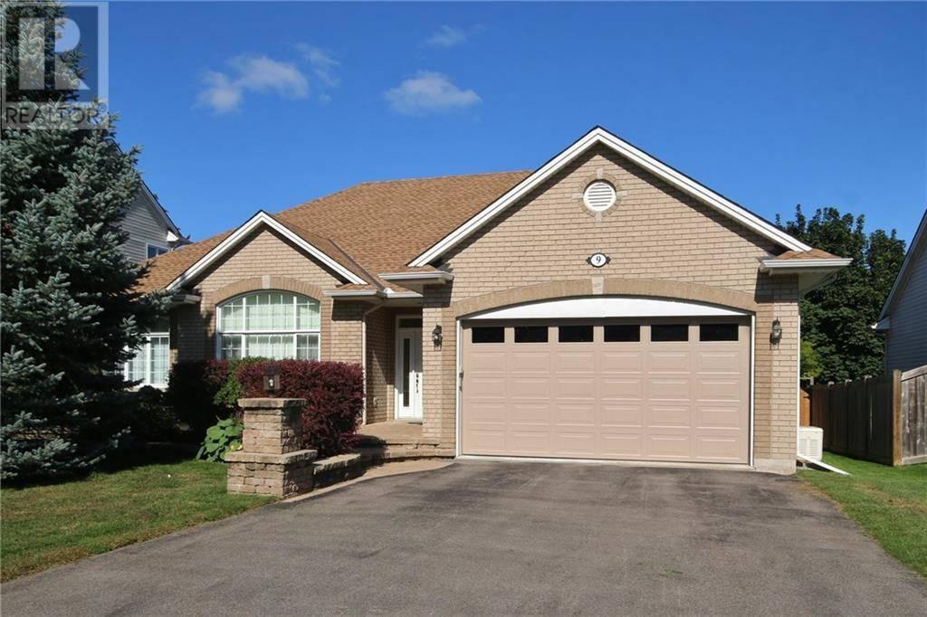 House for sale at 9 Feldspar Cres Stittsville Ontario - MLS: 1187528