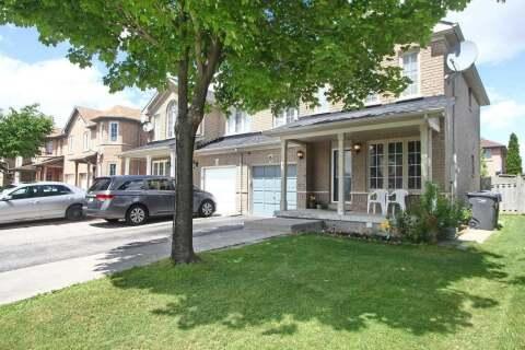 Townhouse for sale at 9 Flatlands Wy Brampton Ontario - MLS: W4810539