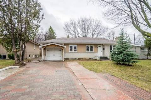 House for sale at 9 Fleetwell Ct Toronto Ontario - MLS: C4414987