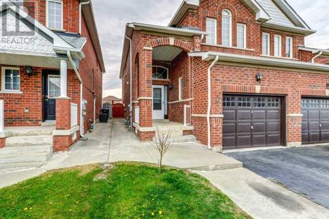 House for sale at 9 Flower Tr Brampton Ontario - MLS: W4459503