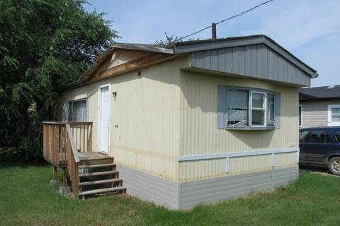 Home for sale at 9 Four Seasons Trailer Ct Shaunavon Saskatchewan - MLS: SK797335