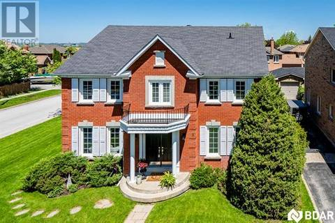 House for sale at 9 Golden Meadow Rd Barrie Ontario - MLS: 30730079