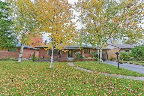 House for sale at 9 Goldwick Cres London Ontario - MLS: 40037179