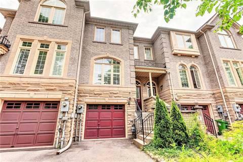 Townhouse for sale at 9 Granite Ct Toronto Ontario - MLS: W4497177
