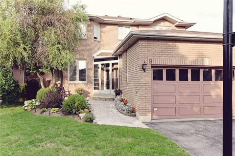 House for sale at 9 Grasett Cres Barrie Ontario - MLS: S4629414