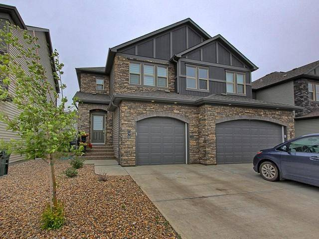 Townhouse for sale at 9 Greenbury Manr Spruce Grove Alberta - MLS: E4159565