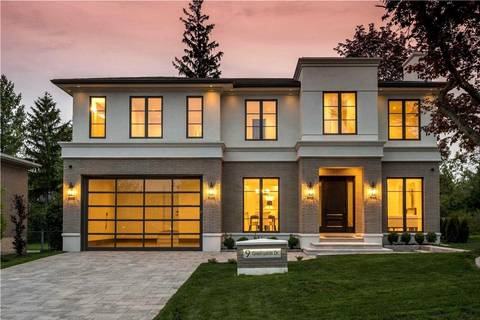 House for sale at 9 Greenyards Dr Toronto Ontario - MLS: C4556079