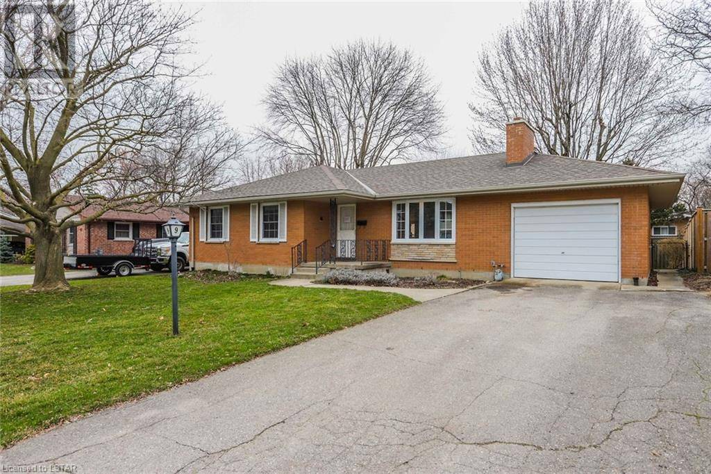 House for sale at 9 Gretna Green London Ontario - MLS: 253061