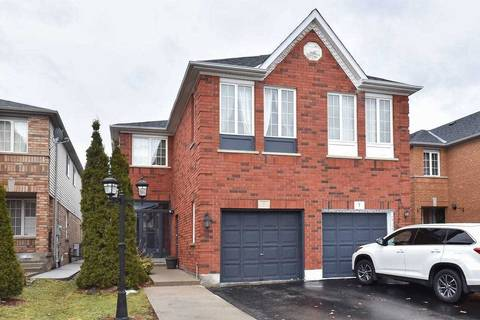 Townhouse for sale at 9 Hackberry Gt Brampton Ontario - MLS: W4665737