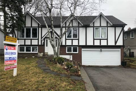 House for sale at 9 Hamilton Hall Dr Markham Ontario - MLS: N4734517