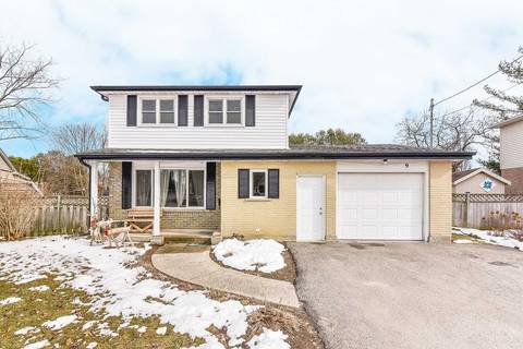House for sale at 9 Hasting Blvd Guelph Ontario - MLS: X4402681