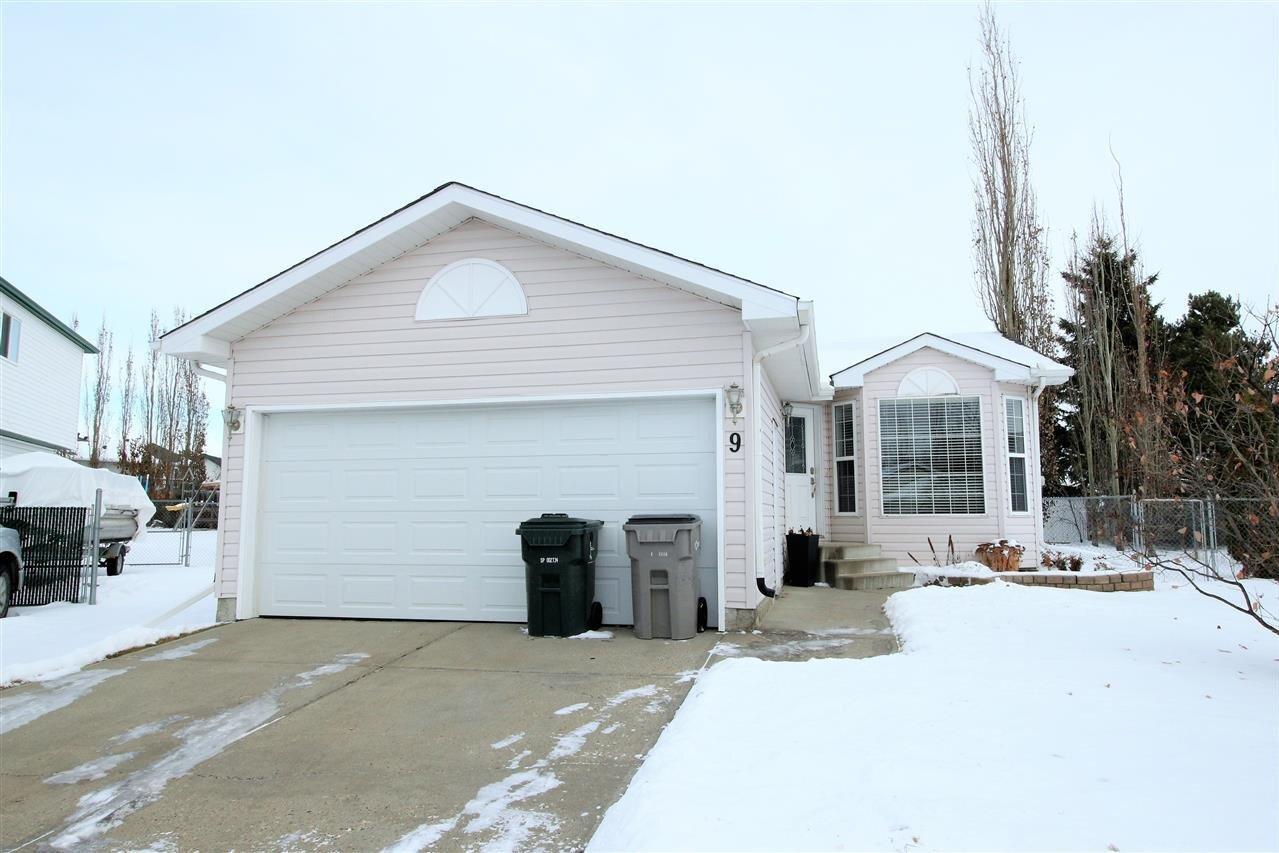 House for sale at 9 Heritage Pt Stony Plain Alberta - MLS: E4216384