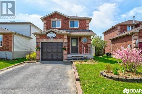 House for sale at 9 Hersey Cres Barrie Ontario - MLS: 30738350