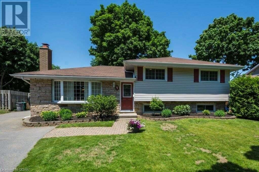 House for sale at 9 Hillside Cres Trenton Ontario - MLS: 268051
