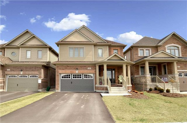 Sold: 9 Hoard Avenue, New Tecumseth, ON