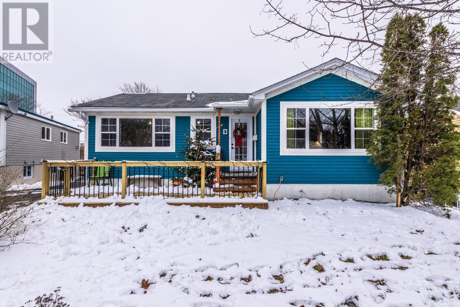 House for sale at 9 Horwood St St John's Newfoundland - MLS: 1224516