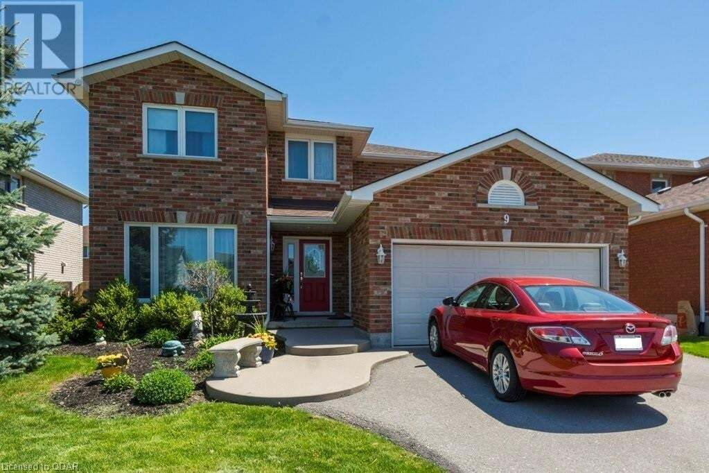 House for sale at 9 Huron Ln Belleville Ontario - MLS: 261027