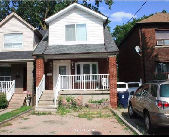 For Rent: 9 Inwood Avenue, Toronto, ON | 4 Bed, 2 Bath House for $3,000. See 16 photos!
