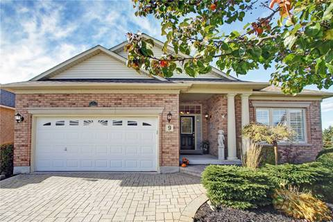 House for sale at 9 Jack's Round  Whitchurch-stouffville Ontario - MLS: N4619544
