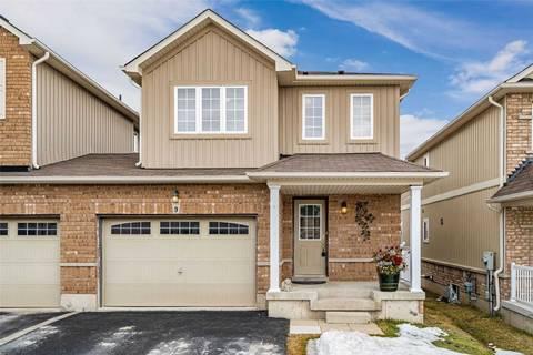 Townhouse for sale at 9 James Arnott Cres Orangeville Ontario - MLS: W4715933
