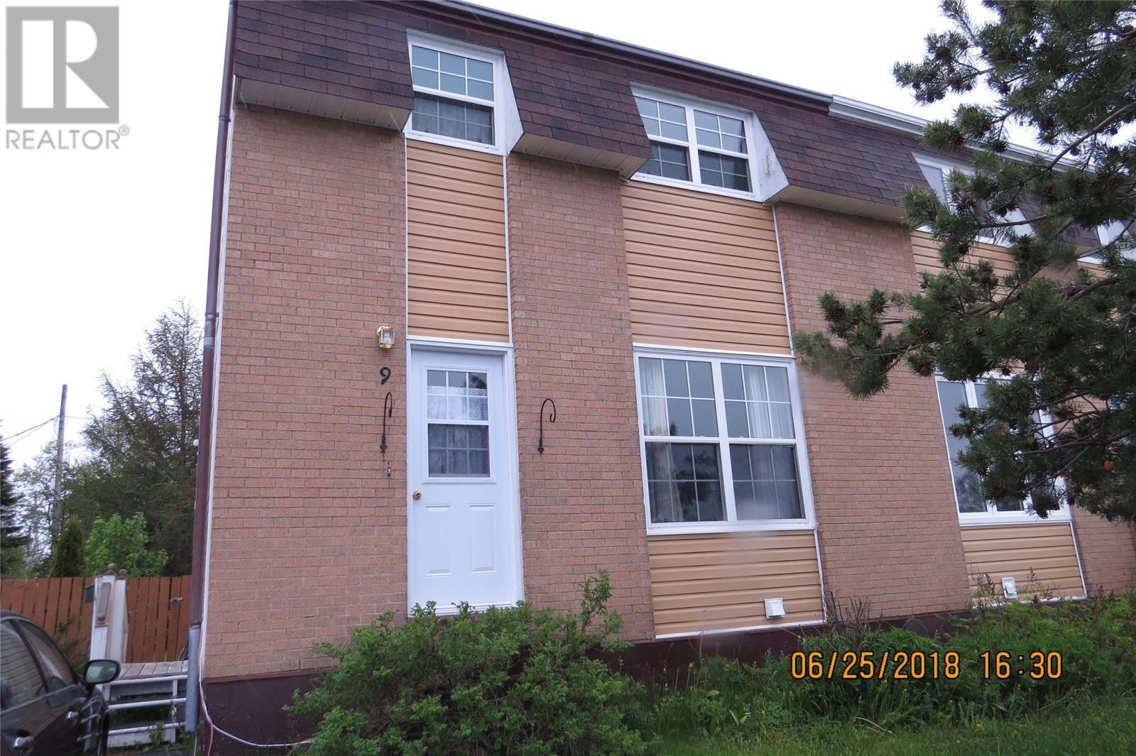 House for sale at 9 Johnson St Gander Newfoundland - MLS: 1178500