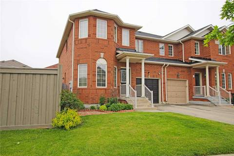 Townhouse for sale at 9 Jordensen Dr Brampton Ontario - MLS: W4479566