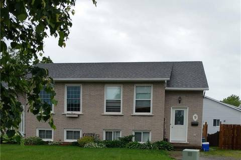 House for sale at 9 Joshua Ct Welland Ontario - MLS: 30743091