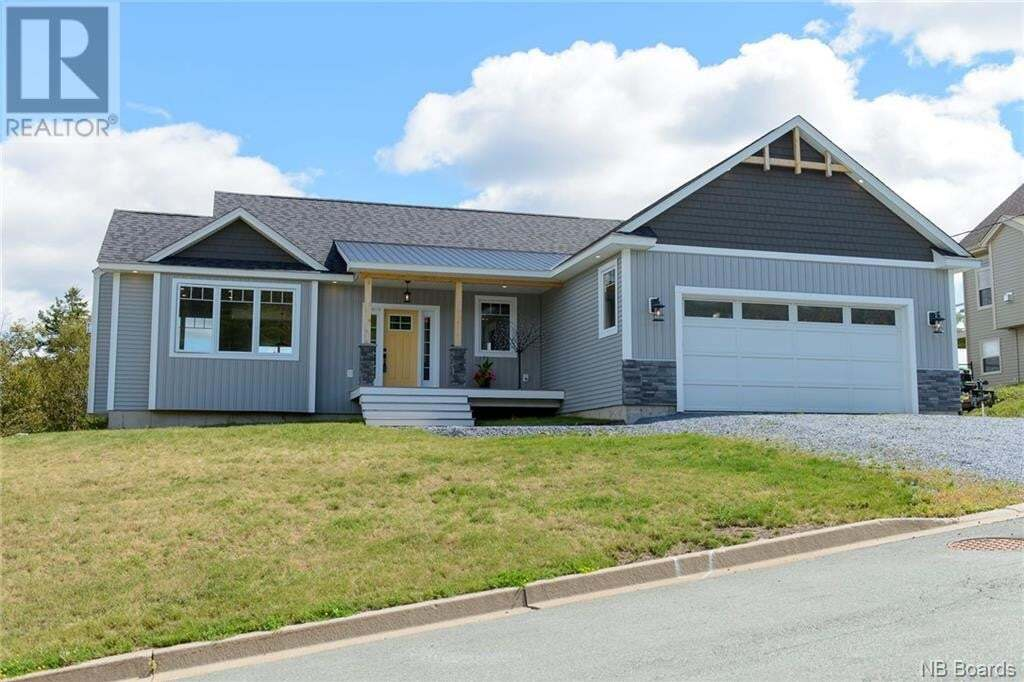House for sale at 9 June Ave Grand Bay-westfield New Brunswick - MLS: NB048939