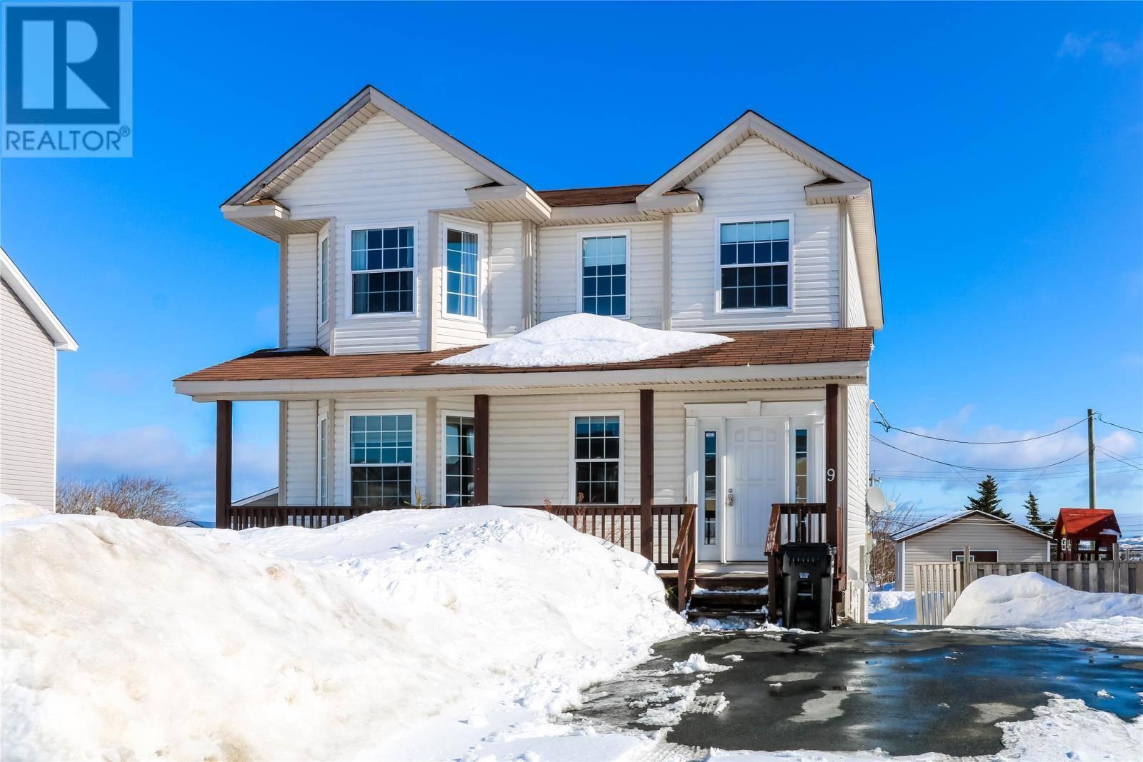 House for sale at 9 Kincaid St St. John's Newfoundland - MLS: 1211416