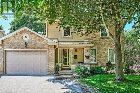 House for sale at 9 Kirby Cres Whitby Ontario - MLS: 207193